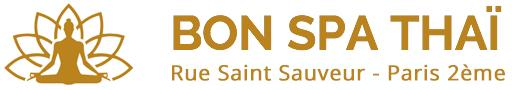 Bon Spa Thaï Paris 2ème Logo